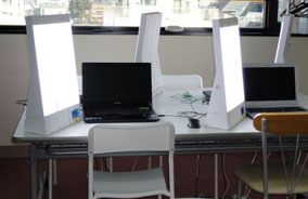 あまがいメンタルクリニック(横浜)での導入事例で高照度光療法を導入